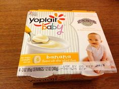 Yoplait Baby Yogurt - Why You Want to Add This to your Do Not Buy List. Lean Protein Meals, Protein Foods, Toddler Meals, Kids Meals, Toddler Food, Healthy Choices, Healthy Life, Healthy Living, Baby Food Recipes