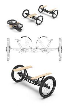 Bike Cargo Trailer, Kayak Trailer, Cargo Bike, Foldable Trailer, Velo Beach Cruiser, Kombi Food Truck, Bicycle Cart, Three Wheel Bicycle, Kayak Cart