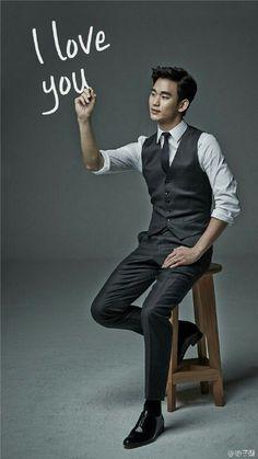 ❤❤ 김수현 Kim Soo Hyun my love ♡♡ love everything about you.. and i love you too ♡♡ muah! ^_^