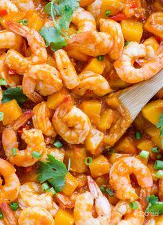 30-Minute Thai Shrimp Curry