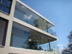 Balkonverglasung, Zürich, Fixe Verglasung, Windschutz