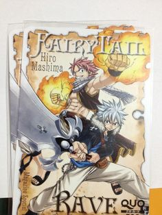 FT x Rave Master Best crossover ever!