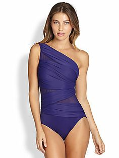Miraclesuit Swim One-Piece Jenna Swimsuit