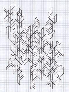 pin by elizabeth hart on art in 2018 graph paper art paper art