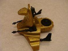Serpentor Air Chariot C9 Complete Loose GI JOE 1986