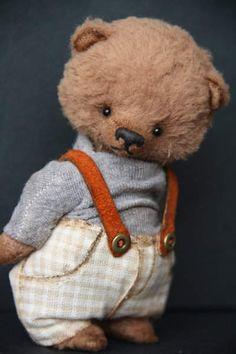 Simon By Natalia Shigareva - Bear Pile