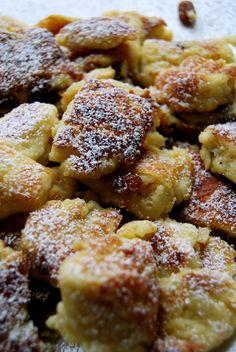 Kaiserschmarrn - an Austrian Pancake with Darjeeling Orange Raisins ° eat in my kitchen
