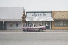 Chronicle (2013) Oil on wood panel