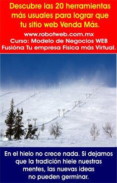 Enseñas mejor lo que necesitar aprender: www.robotweb.com.mx, sabiduría Internet a tu alcance.