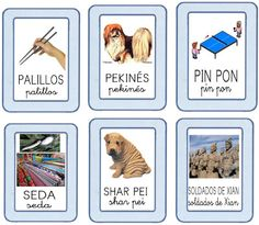 INFANTIL de GRACIA: REPASAMOS EL VOCABULARIO DEL PROYECTO DE CHINA Learn Chinese, Continents, Gallery Wall, Around The Worlds, Classroom, Frame, Blog, Spanish, Google
