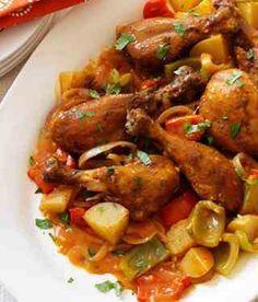 Brazilian Chicken Recipe