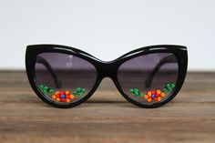 shoptint.us CHARLOTTE floral embroidered sunglasses