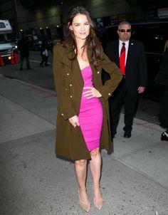 Katie Holmes - the best I've seen her look in years!!