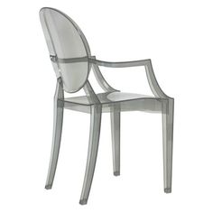 Modway Casper Stackable Dining Arm Chairs - Set of 2 - The Modway Casper Stackable Dining Arm Chairs - Set f 2 is so friendly it may just spook away the mundane in your dining room. The durable transparent...