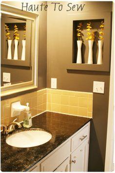91 Best Yellow Bathrooms Images Bathroom Yellow Yellow Bathrooms