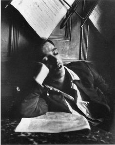 Andre Kertesz.