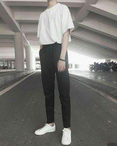 40 Ideas photography fashion men boys fashion photography is part of Fashion - Korean Fashion Men, Korean Street Fashion, Ulzzang Fashion, Kpop Fashion, Asian Fashion, Fashion Outfits, Mens Fashion, Mens Tumblr Fashion, Korean Men Style