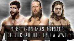 TOP 7 RETIROS MAS TRISTES DE LUCHADORES EN LA WWE #LMD