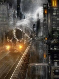 SKULL~TRAIN. Where & when?