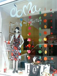 1000 images about eye catching displays on pinterest for Boutique window display ideas