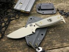 """We now have the DPx Gear HEST Original (Rowen Made) in Desert Tan and OD Green Blades! http://www.theknifeconnection.net/dpx-gear-en-10/  Also don't forget that right now you can use coupon """"DPX15"""" to save 15% off these fantastic HEST knives!"""