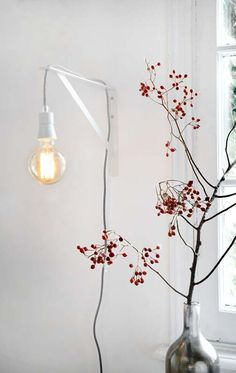 Luminaria Diy, Diy Luminaire, Ikea Inspiration, Apartment Projects, Deco Originale, Room Lights, Bedroom Lighting, Living Room Interior, Lamp Light