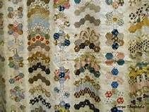 Antique Hexagon Quilts - Yahoo Image Search Results