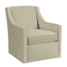 "29.25"" W x 34"" D x 36"" T Carlyle Swivel Chair"