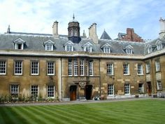 Gonville and Caius College: Gonville Court: west range