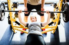 Benchmark #1: The Barbell Bench Press for 1 Rep at 75 Percent of Your Body Weight