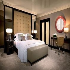 Modern Bedroom Interior Design 2015