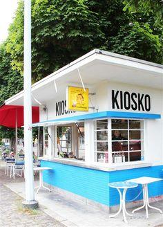 Kiosko pop-up, Ghent