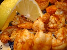Learn to make spicy grilled shrimp skewers with garlic, lemon juice, olive oil and spices with this recipe from Food.com.