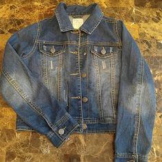 Children's Place Jean Jacket Like New Children's Place Jackets & Coats Jean Jackets