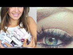 5 tutorials to teach you how to apply false eyelashes properly
