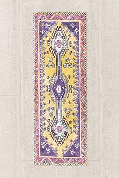 UrbanOutfitters.com | Bring some colors to the gym with this Magic Carpet Traditional Yoga Mat