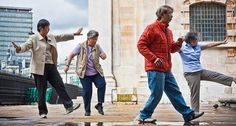 A regular tai chi exercise regimen, or other less aerobic form of exercise, may delay the onset of dementia.