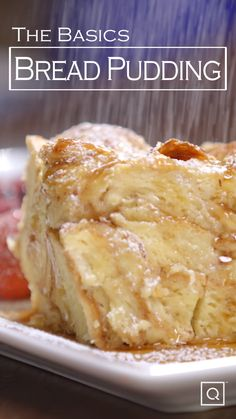 """Easy Bread Pudding Recipe - """" You are in the right place about trends Here we offer you the most beautiful pictures about th - Best Bread Pudding Recipe, Easy Pudding Recipes, Custard Recipes, Easy Bread Pudding, Bread Puddings, Easy Recipes, Bread Pudding Recipe Pioneer Woman, Hawaiian Bread Pudding Recipe, Paula Deen Bread Pudding"""