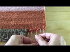 Finishing Tips for Rugs | Yarnworker