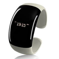 Wholesale Bluetooth Fashion Bracelet with Time Display From China, $24