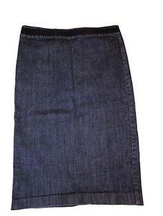 Boden Denim Skirt 8L | eBay