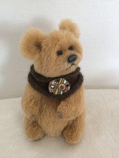 мишка Сибиряк#Teddy Bears #Toy bear