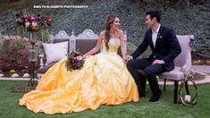 Now Playing: Enchanting 'Beauty and the Beast' wedding shoot will inspire Belle-themed brides       Now Playing: Worldwide Exclusive: 'Beauty and the Beast' Trailer Premieres on 'GMA'       Now Playing: Kids and choirs join 'GMA' for... http://usa.swengen.com/kids-and-choirs-join-gma-for-beauty-and-the-beast-sing-along-video/
