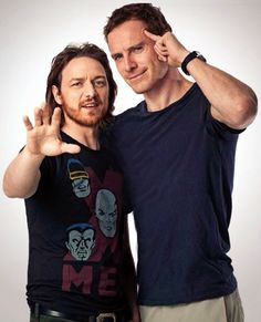 Forget Wolverine and Jean, Here's Why Michael Fassbender and James McAvoy Are the Best X-Men Love Story Michael Fassbender 300, X Men, Liam Hemsworth, Alicia Vikander, Jane Eyre, Christina Hendricks, Steve Jobs, X Man Cast, Beautiful Men