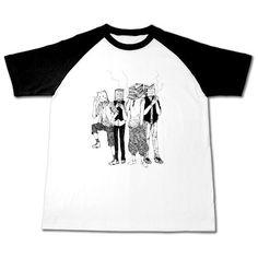 紙袋さんと愉快な仲間たち | デザインTシャツ通販 T-SHIRTS TRINITY(Tシャツトリニティ)