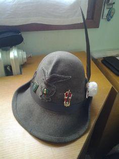 Italian Army Tyrolean Hat