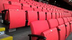 COCO Portable Stadium Seat,Basketball Football Game Boat Seat Cushion