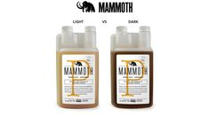 Whats the difference between Light and Dark Mammoth P Bottles? Hydroponics, Different, Light In The Dark, Bottles, Empire, Hydroponic Gardening, Aquaponics