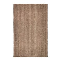 """IKEA - LOHALS, Rug, flatwoven, 5 ' 3 """"x7 ' 7 """", , Jute is a durable and recyclable material with natural color variations."""