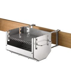 Capri Balcony Grill, 139€, now featured on Fab. Isn't this the greatest balcony grill. I love it